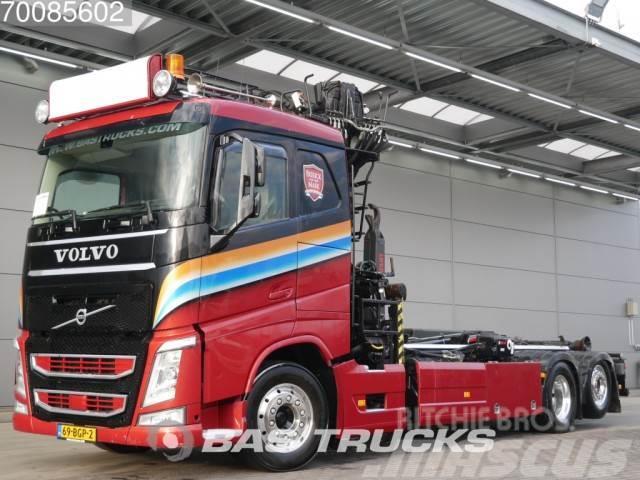Volvo FH 540 6X2 VEB+ Lift+Lenkachse Full Safety Options