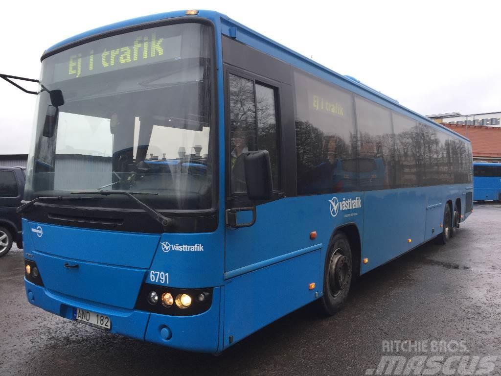 Volvo 8700LE B12BLE 6x2 ( 6789-6791)