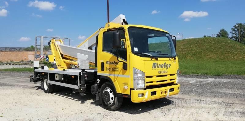 Isuzu Multitel MX290 - 29 m - 225 kg