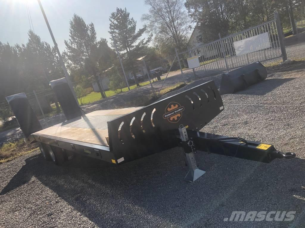 Palmse Maskintrailer 16 ton