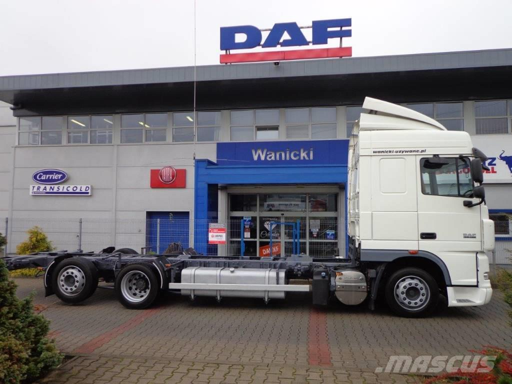 DAF XF FAR105 460 SC 2011