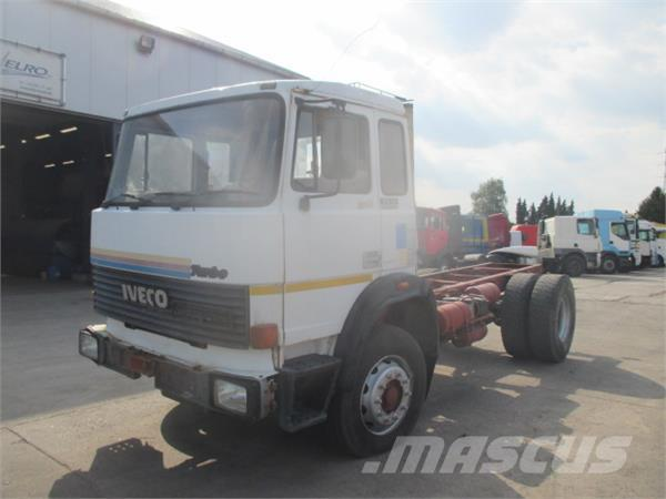 Iveco Turbostar 170 - 24 (FULL STEEL SUSP