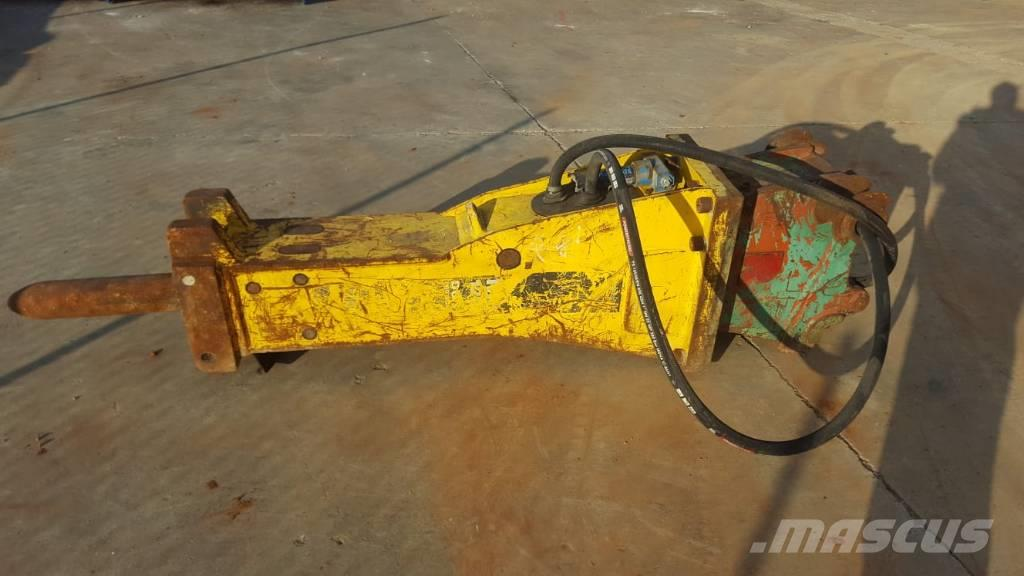 Atlas Copco MB 1200 Dust