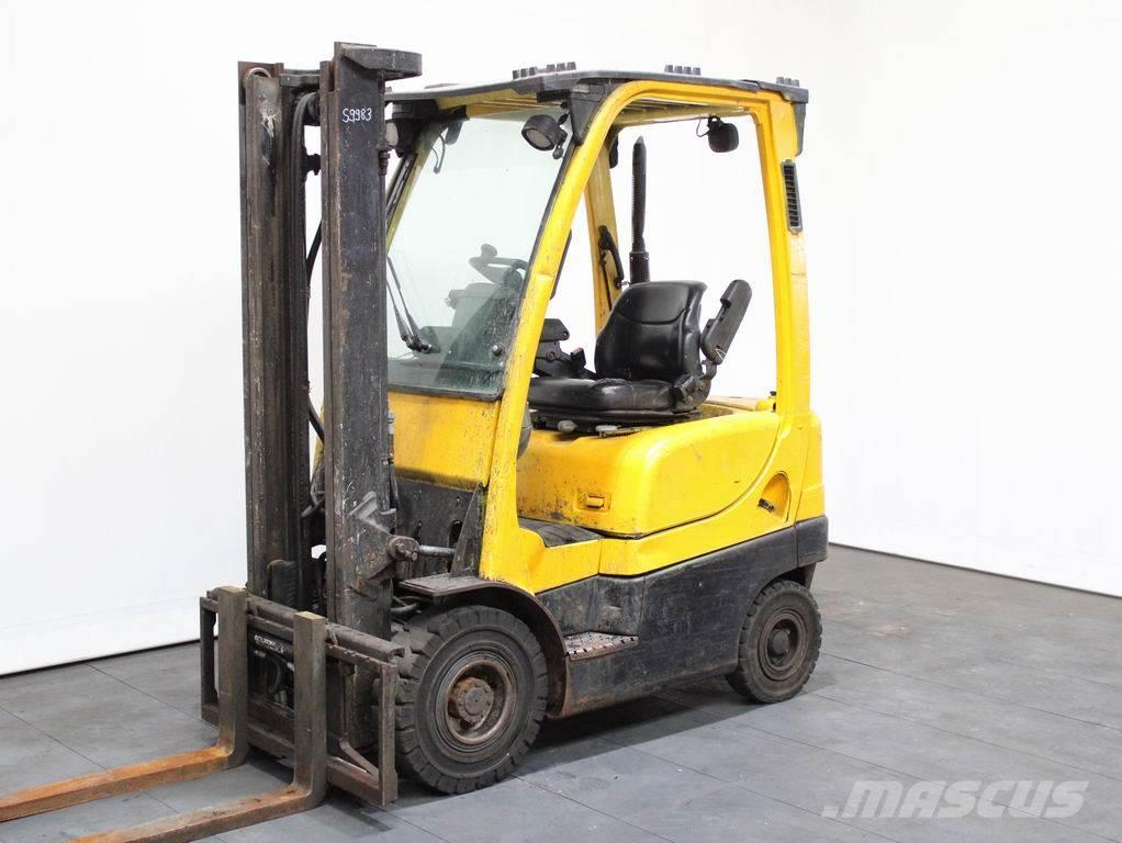 Hyster H 1.6 FT
