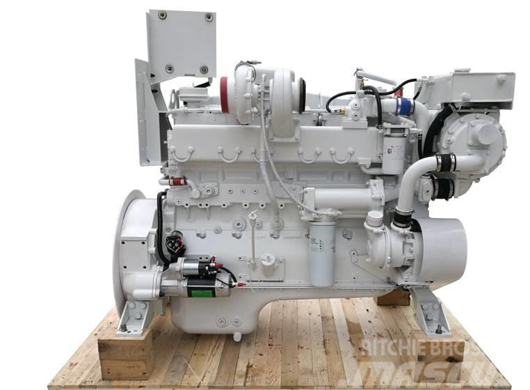 Cummins NTA855-M450 marine propulsion engine