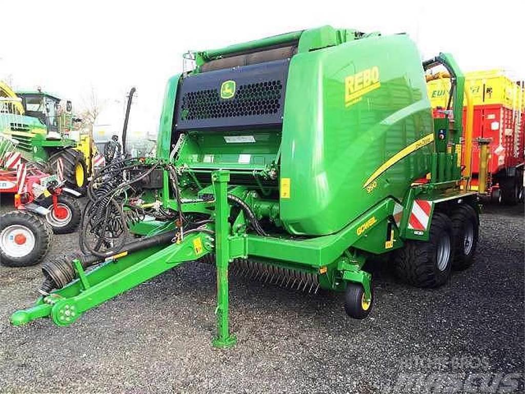 John Deere 990 GÖWEIL MC25