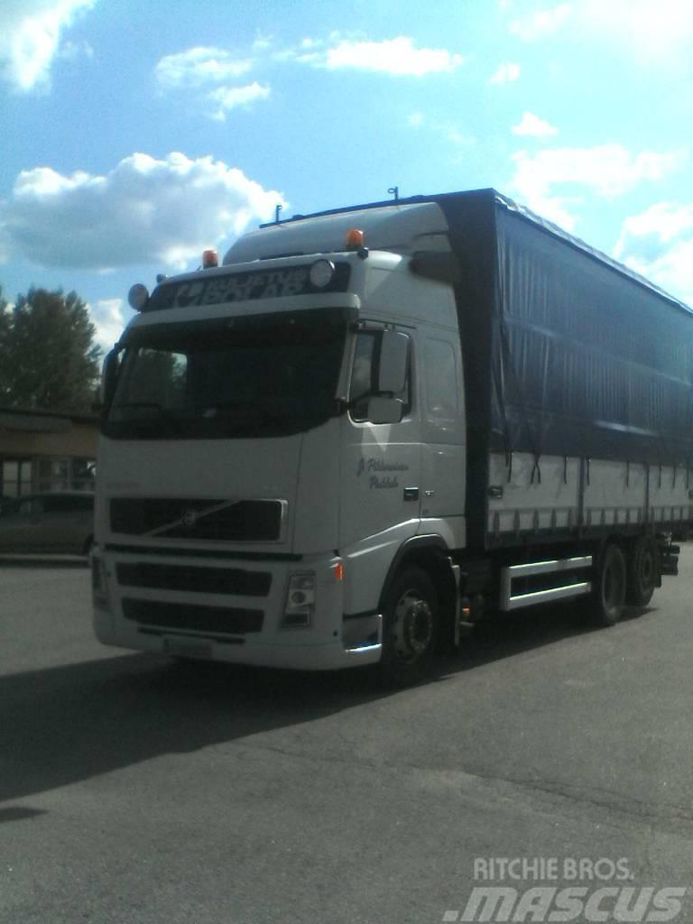 Volvo FH12-6X2