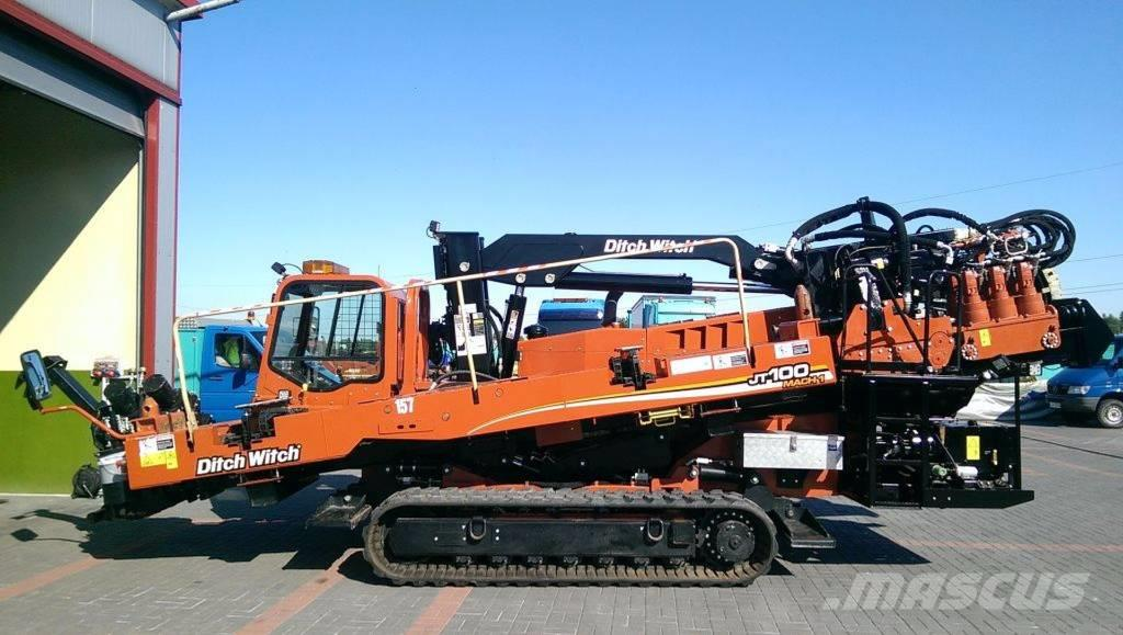 Ditch Witch JT 100 Mach 1