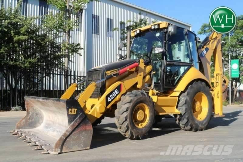 Caterpillar 428E 4x4 TLB