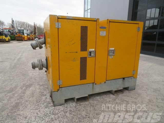 Hidrostal Betsy 100 GG Vuilwaterpomp / Source drai