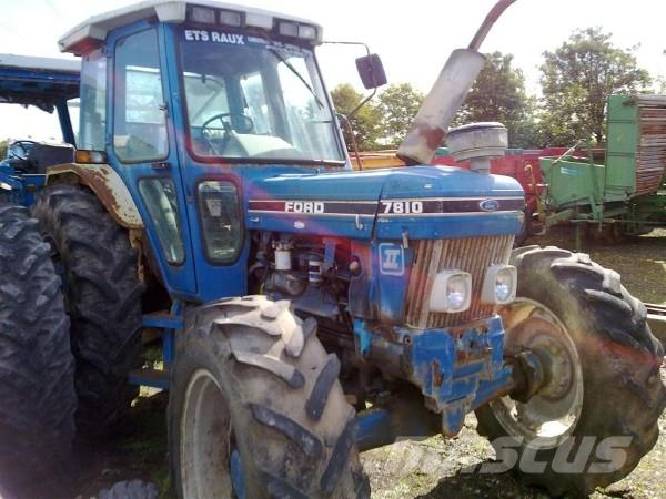 Ford 7000, 1975, Tractors