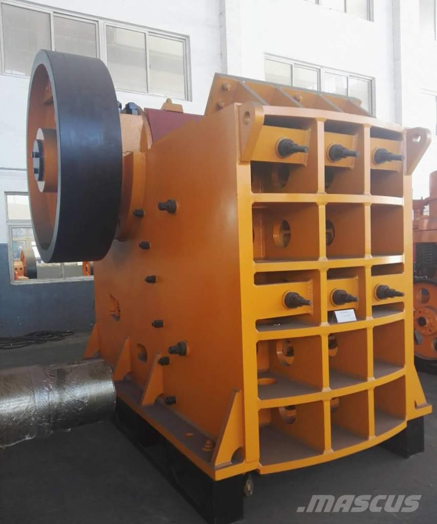 [Other] Shanbao PE-900X1200 Primary Jaw Crusher