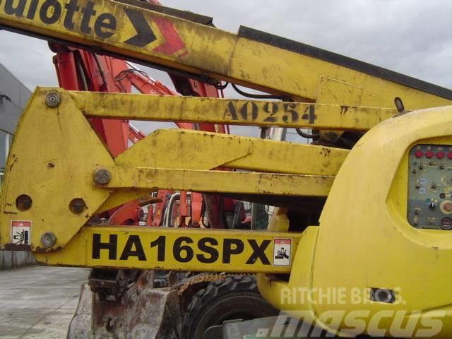 Haulotte HPX18