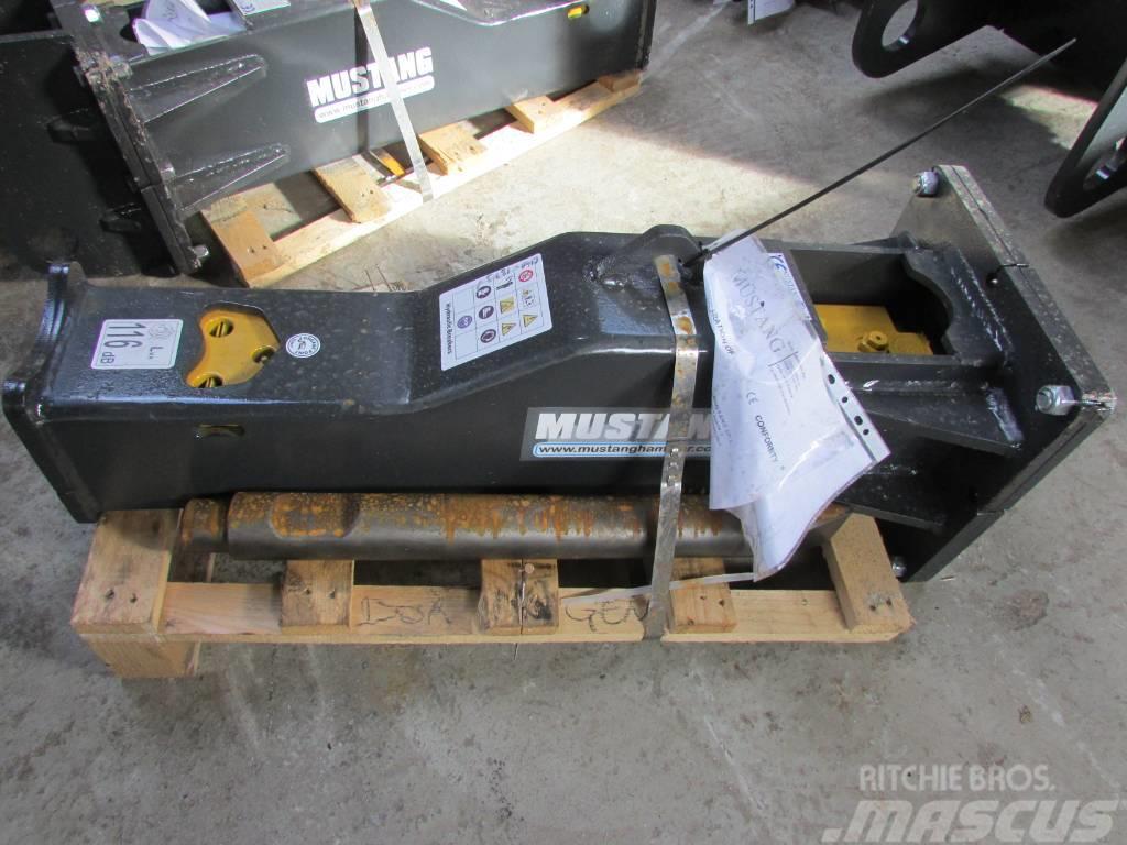 Mustang SB 250 Hydraulikhammer