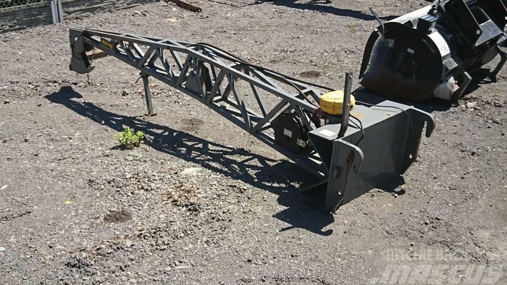 Terex Wciągarka na Żurawiu Hydraulic Jib 400 cm / 900 kg
