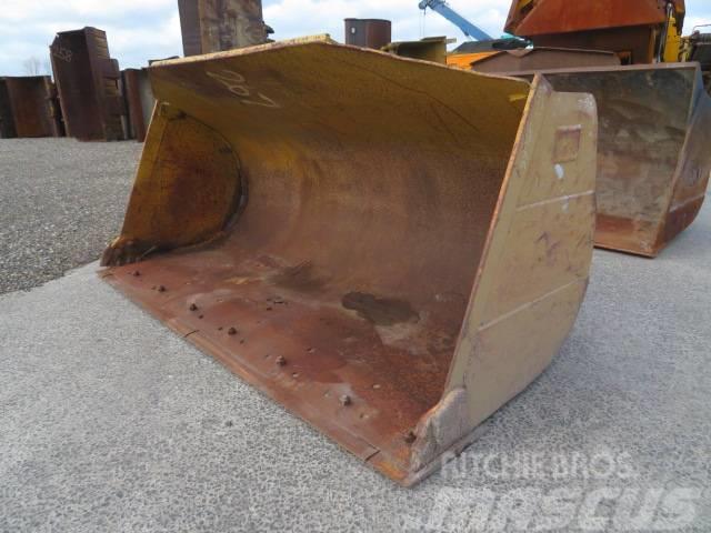 Caterpillar 972 Loading bucket 4000 ltr Volvo connection