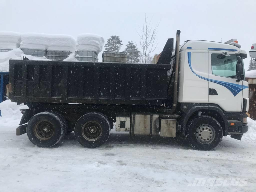 Scania R144-530 6x4