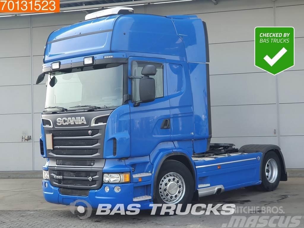 Scania R 560 4X2 Retarder V8 Standklima Navi Euro 5