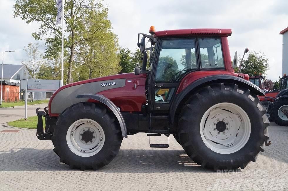 Valtra T120 perfect condition!