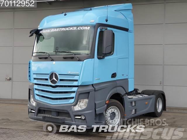 Mercedes-Benz Actros 1843 LS 4X2 Retarder ACC Euro 6