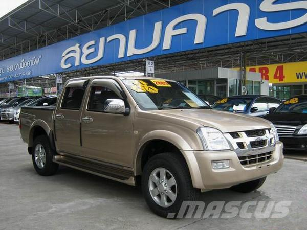 Isuzu D-MAX CAB-4 LS 3.0 Ddi i-TEQ MT 4WD