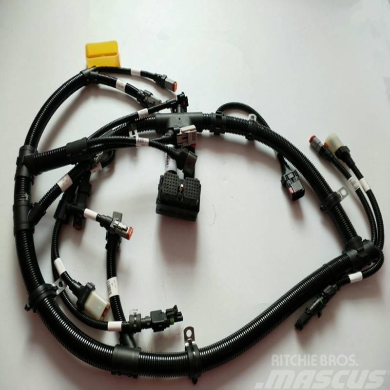 Cummins QSL Ecm Wiring Harness 4943176