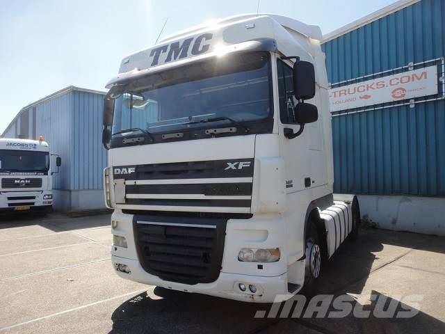 DAF FT XF 105-410 SPACECAB (MANUAL GEARBOX / EURO 5 /