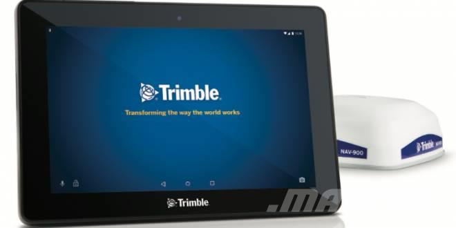 Trimble GFX 750 + NAV 900