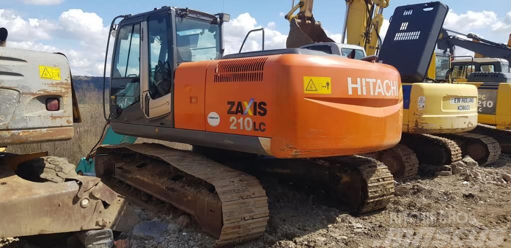 Hitachi Zaxis 210 LC