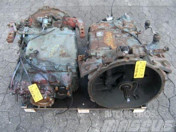 ZF Getriebe 16 S 112 / 16S112 Mercedes, 1985, Växellådor