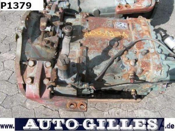 ZF Getriebe 16 S 112 / 16S112 Mercedes