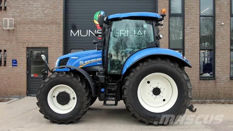 New Holland T6.160 Auto Command CVT