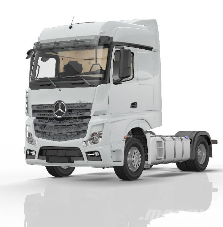 "Mercedes-Benz Actros 1851 LS 4x2 ""PRIME"""