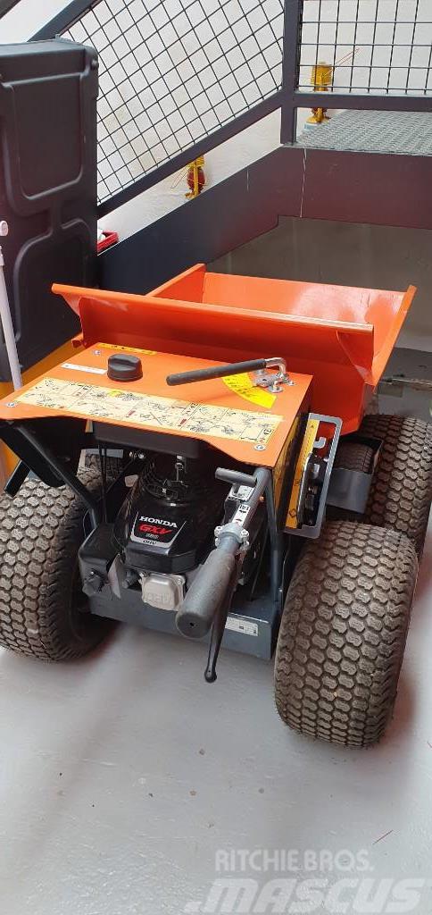Belle BMD300 Heavy Duty 4x4 Mini Dumper