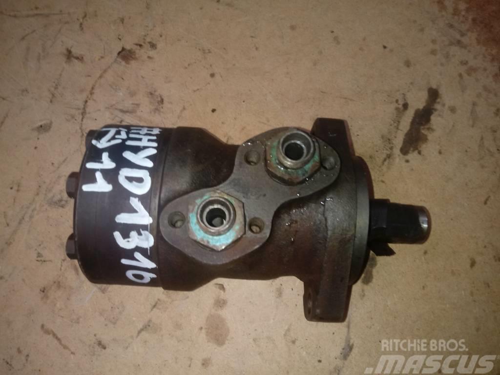 [Other] Pompa hydrauliczna Hydraulic pump hydraulic engine