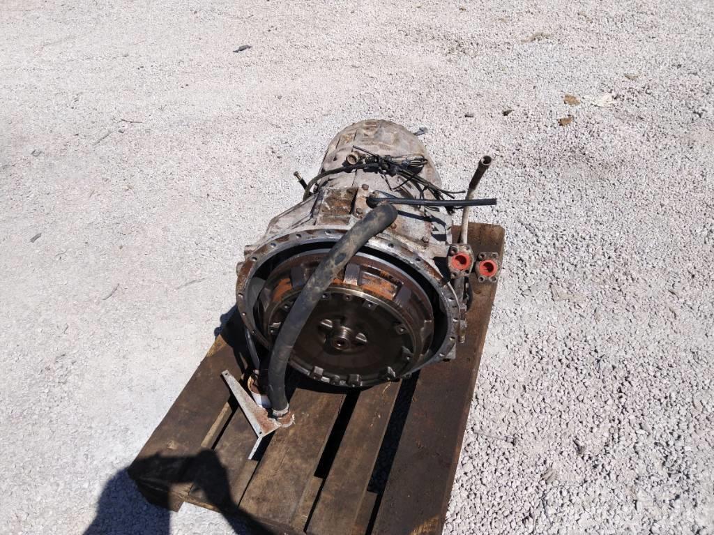 ZF Getriebe transmission skrzynia biegów 5 HP-500 5HP
