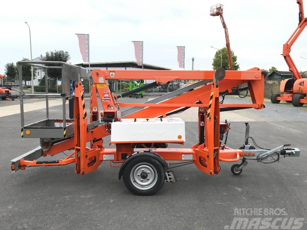 Niftylift 120TAC elektro 12m (1411)