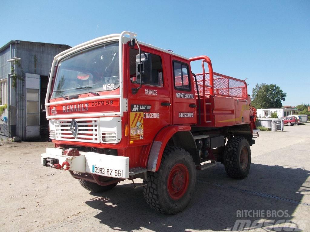 renault m150 4x4 2000 l po u017carniczy occasion  prix  12 000