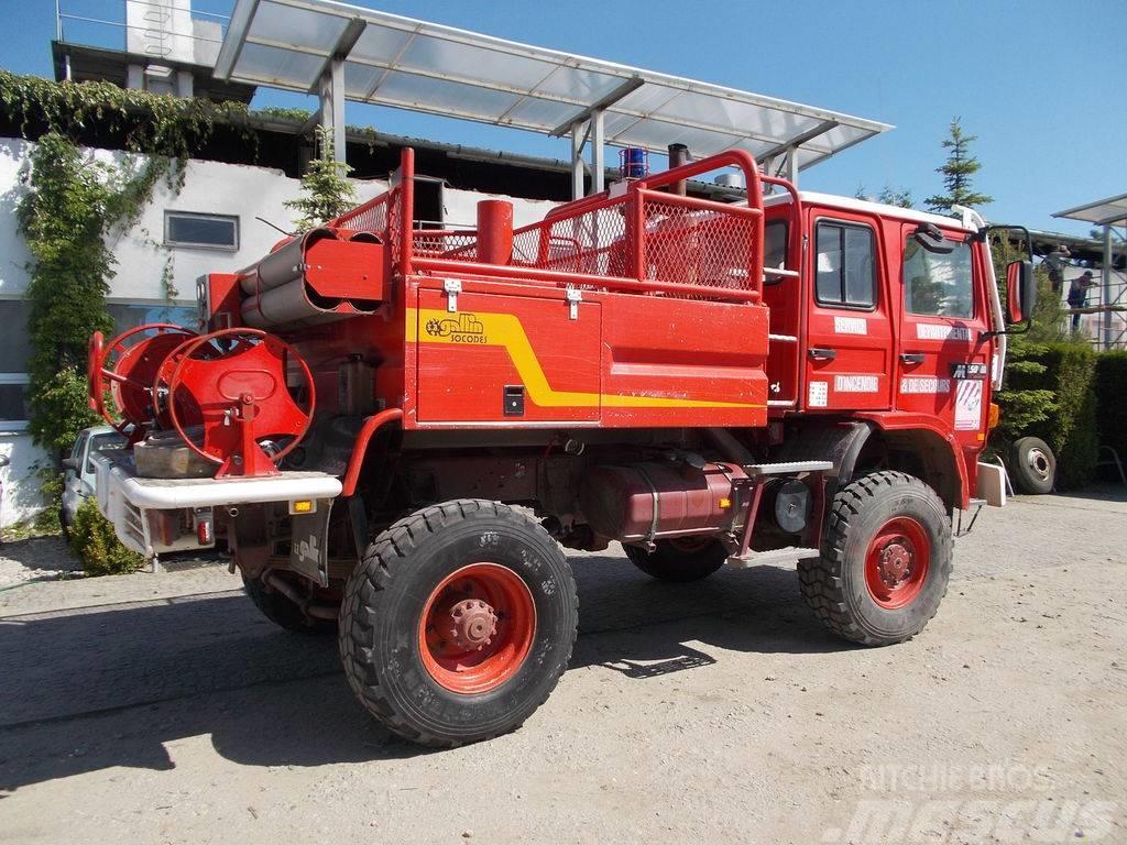Renault M150 4x4 2000 l  Pożarniczy