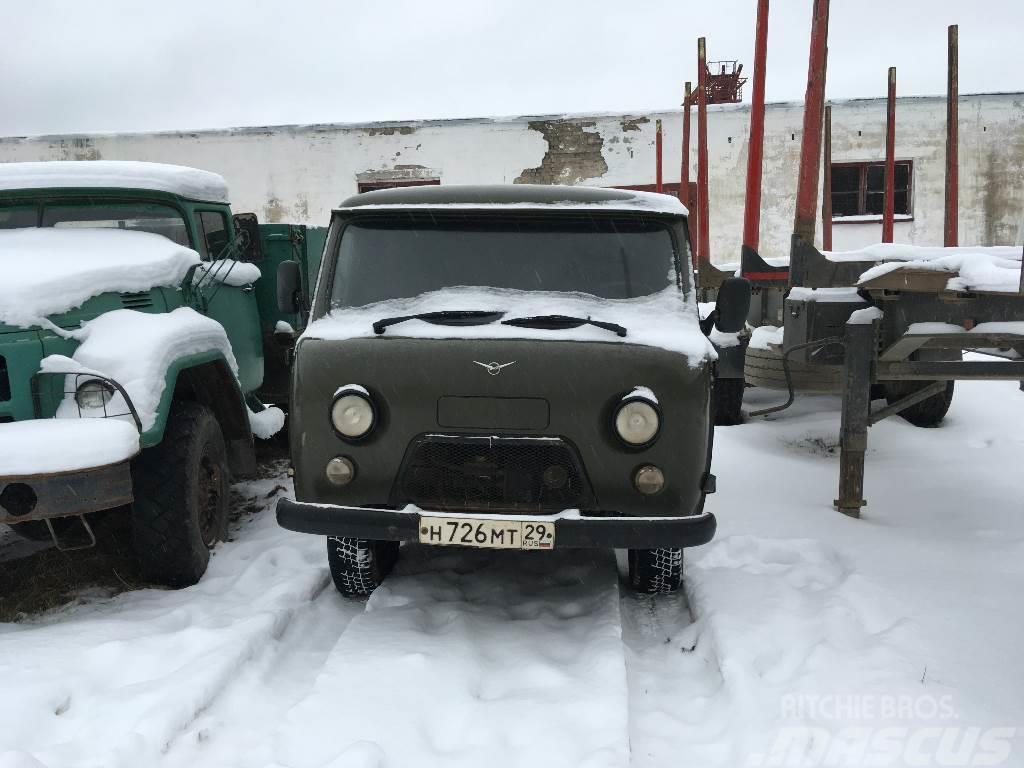 [Other] Грузовой фургон УАЗ 390995