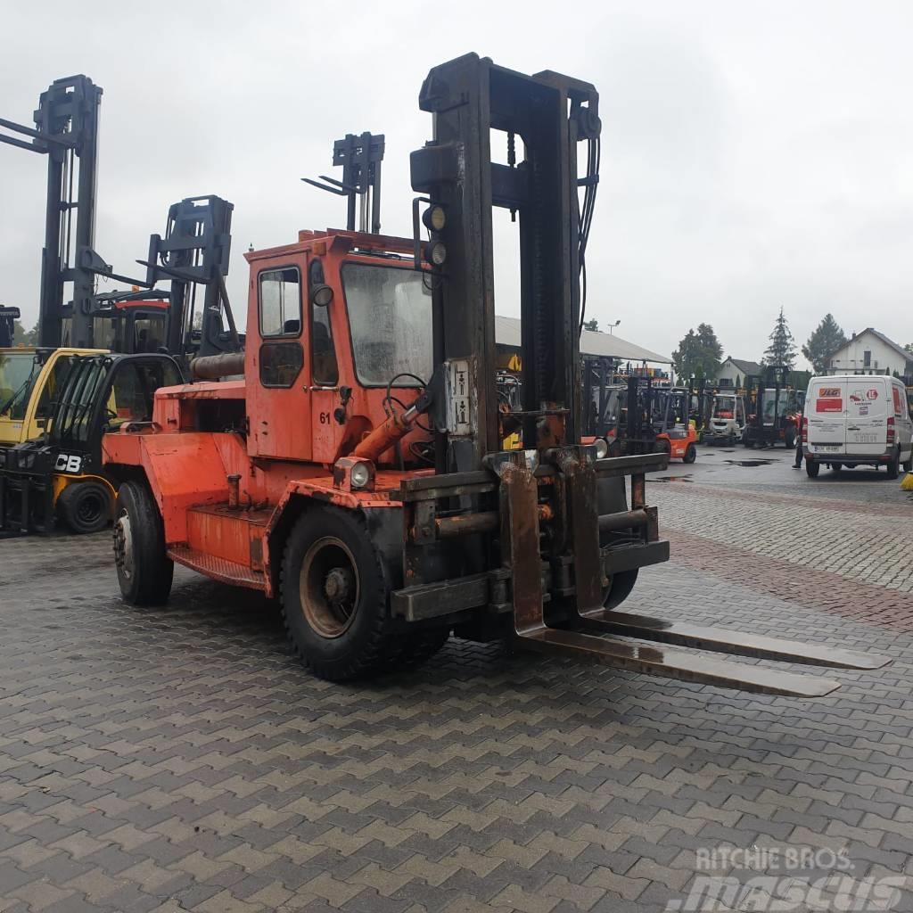 Kalmar LT10 600
