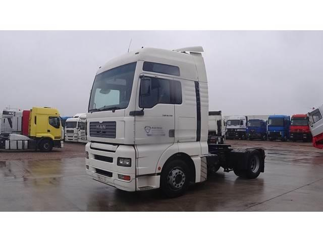 MAN TGA 18.410 (MANUAL GEARBOX / INTARDER)
