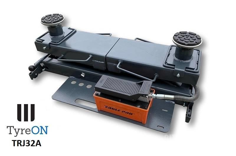 TyreOn TRJ32A | Rolling jack | Mobile | 3200 kg