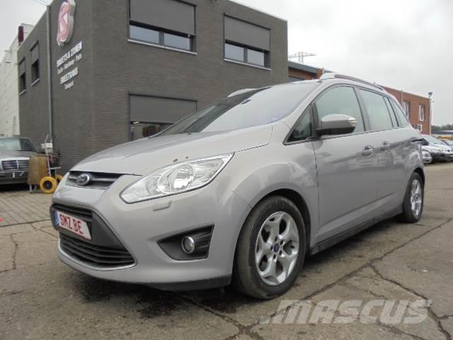 """Ford Grand C Max 241""""km 5000 btw in"""