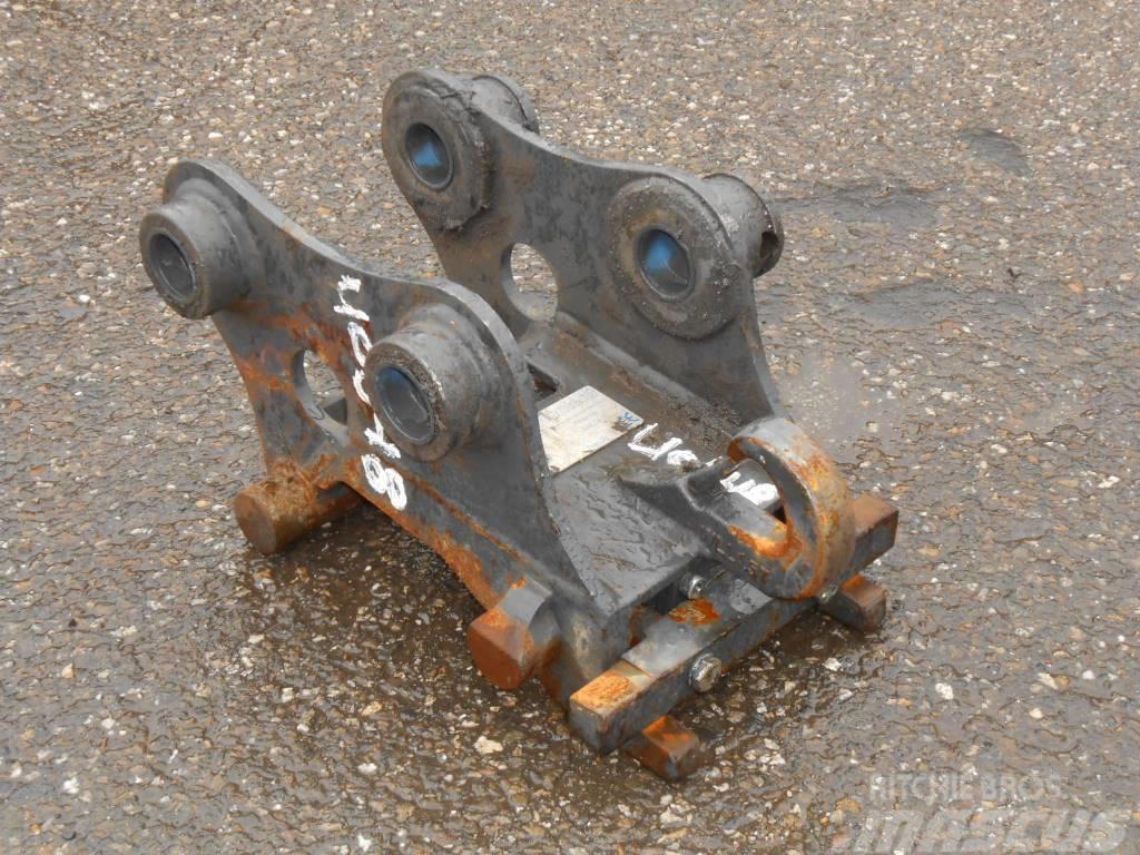 GP Equipment Gebruikte hydr. snelwissel CW05