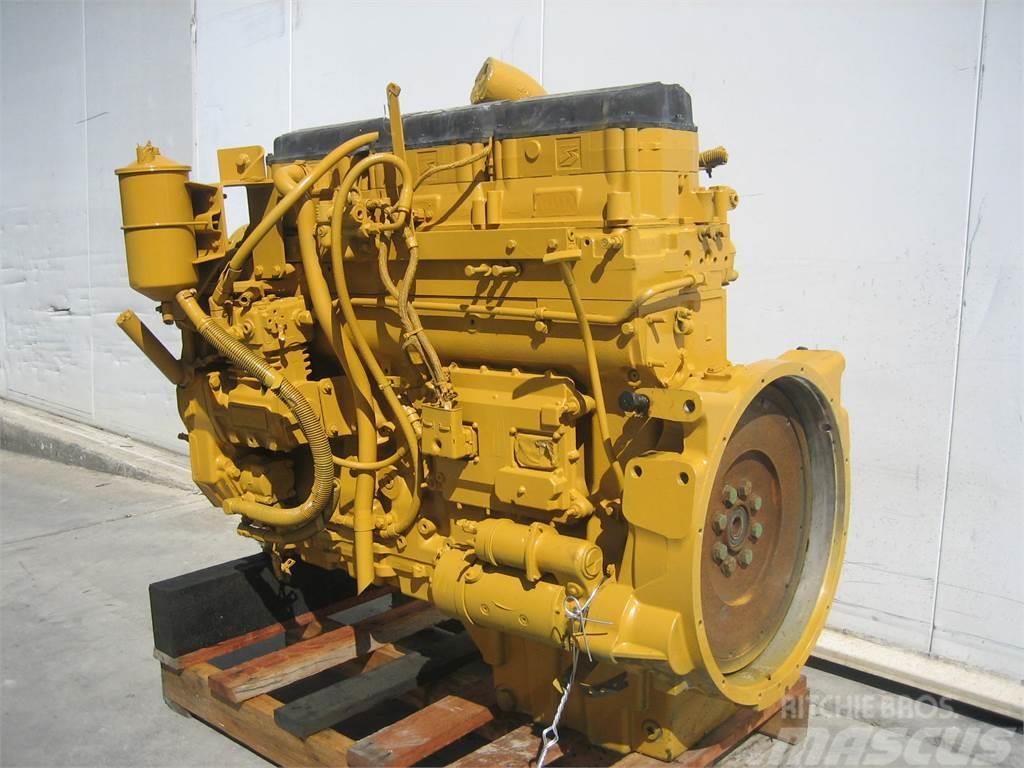 Caterpillar C12, Motorer