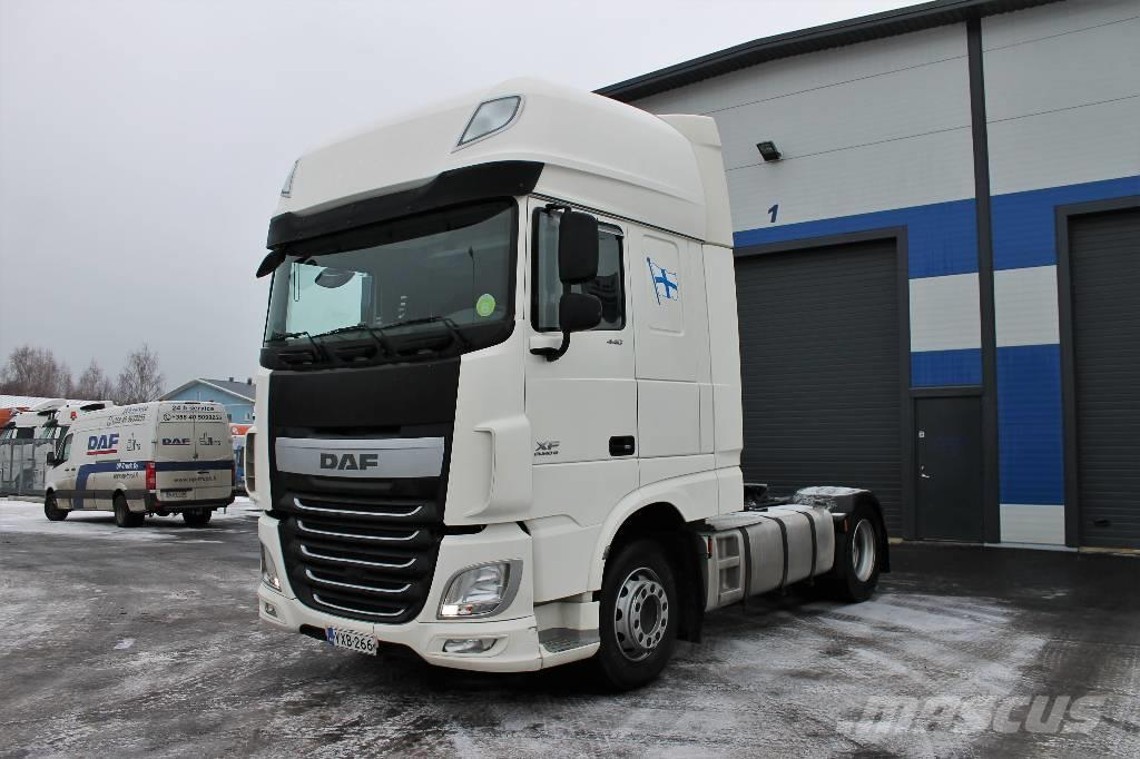 DAF XF 440 FT 4x2