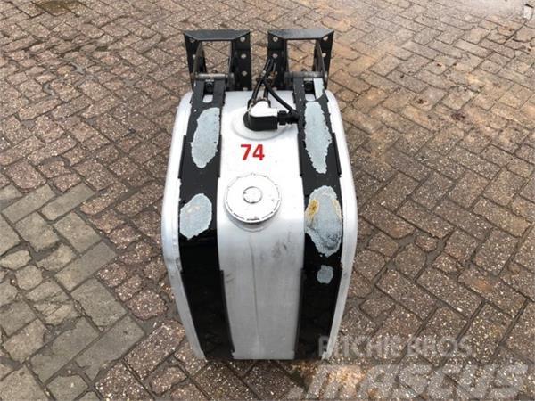 Renault 0.65 x 0.40 x 0.65 = 150 Liter