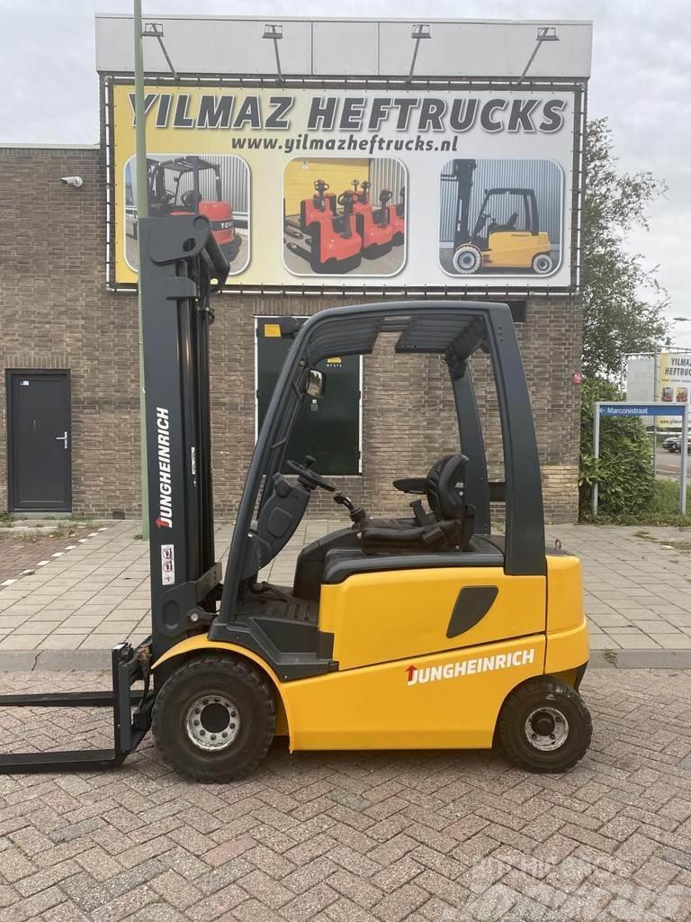 Jungheinrich EFG-VAC25 2500KG 6METER HEFTRUCK
