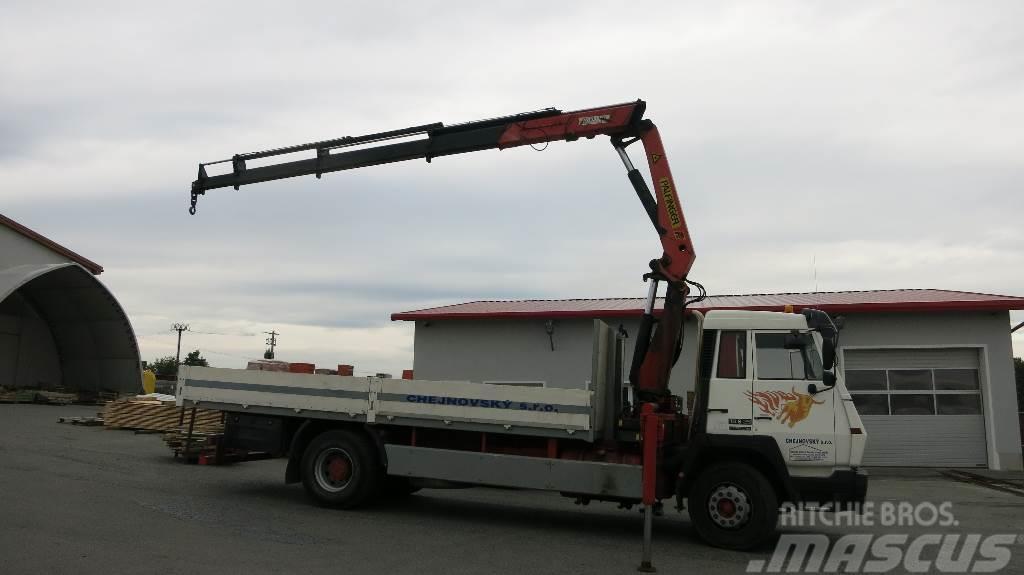 Steyr s hydraulickou rukou 19S25